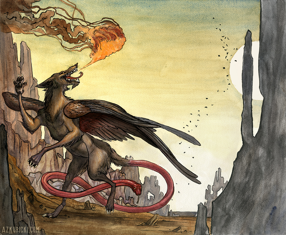 The Demon, Marchosias