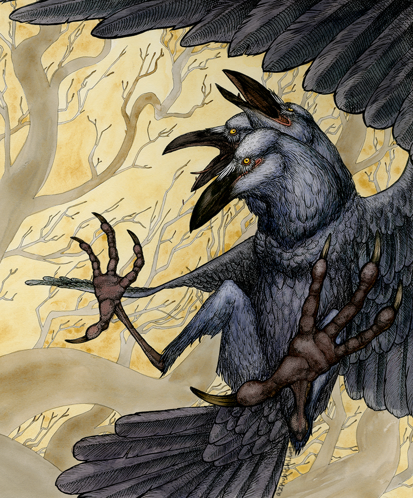 The Demon, Naberius